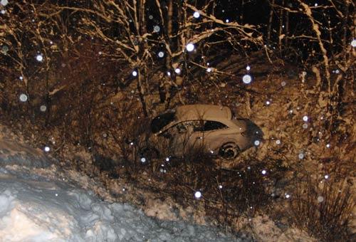Verkehrsunfall 17. Dezember 2011