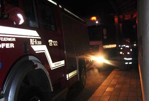 LKW Abschleppen am 19. Mai 2011