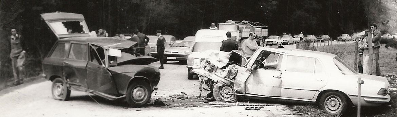 Chronik Verkehrsunfall