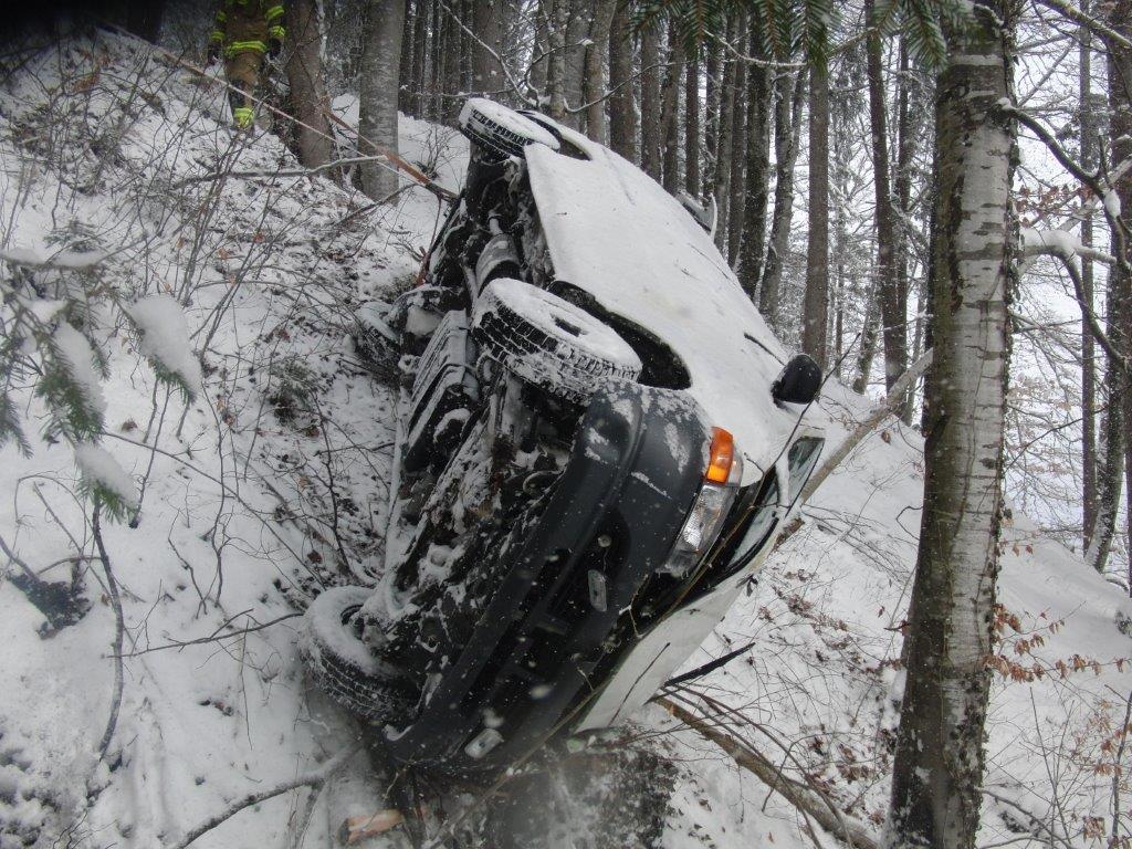 Verkehrsunfall, 15. März 2013