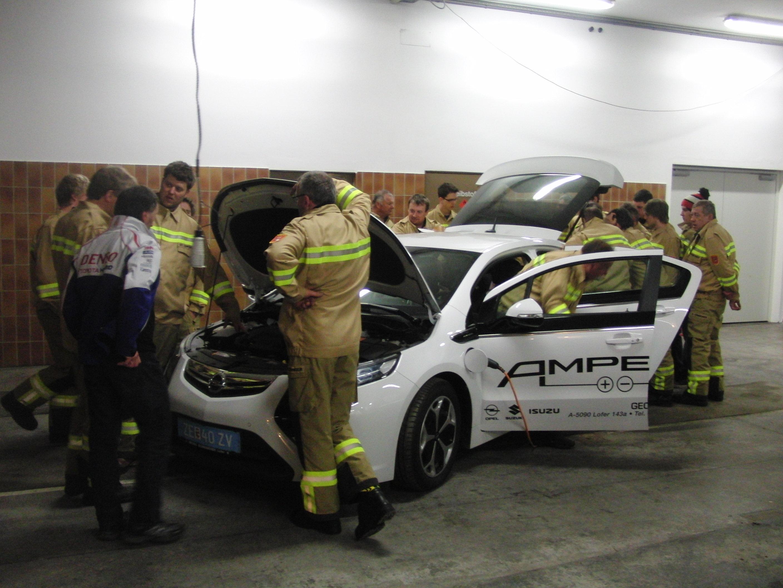 Schulung Elektroauto am 19. März 2013