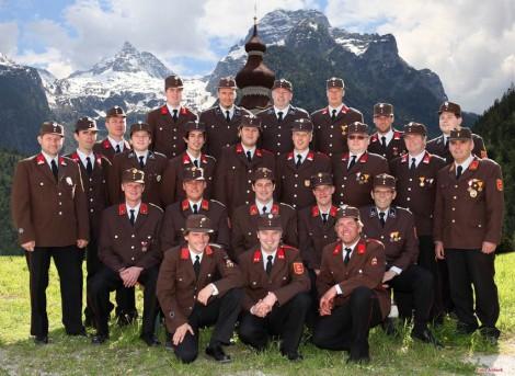 Ortsfeuerwehrrat Freiwillige Feuerwehr Lofer