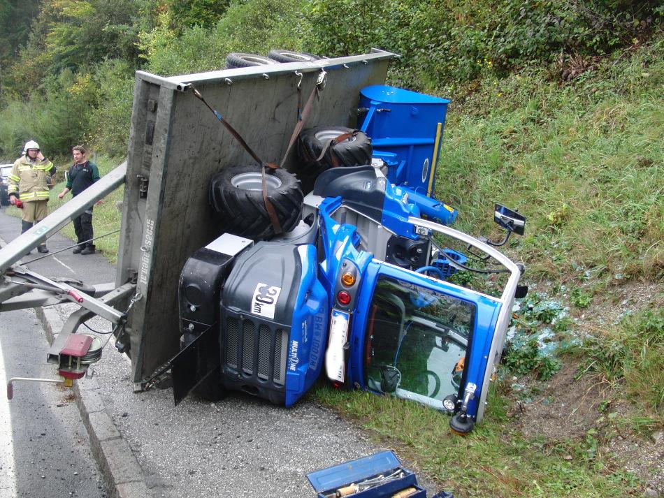 Verkehrsunfall am 01. Oktober 2014
