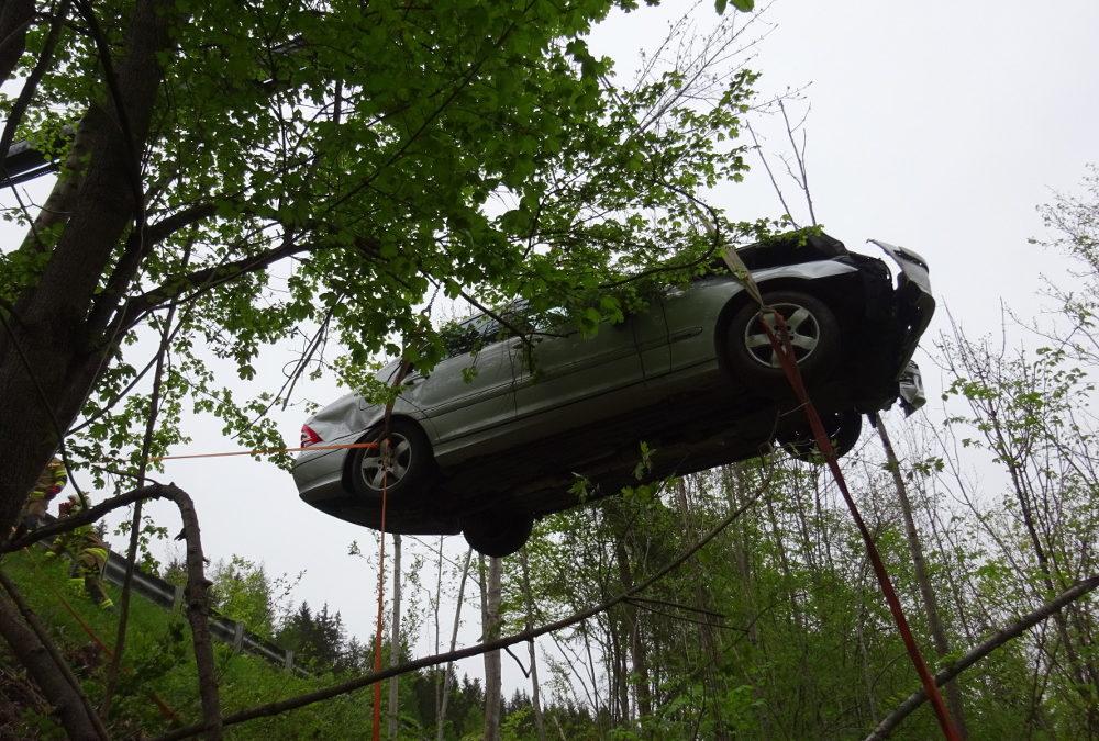 Verkehrsunfall am 08.05.2019