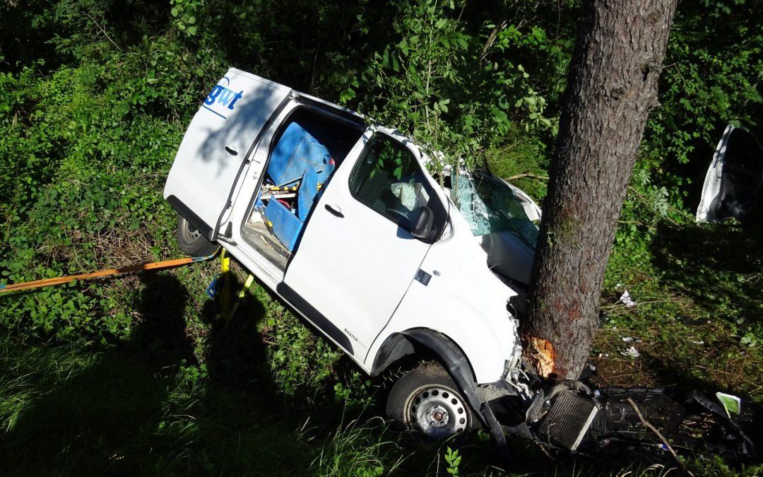 Verkehrsunfall St. Martin, 24. Juni 2019