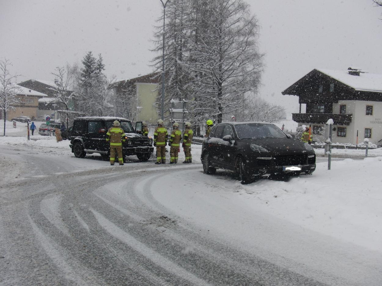 Verkehrsunfall, am 30. Dezember 2014