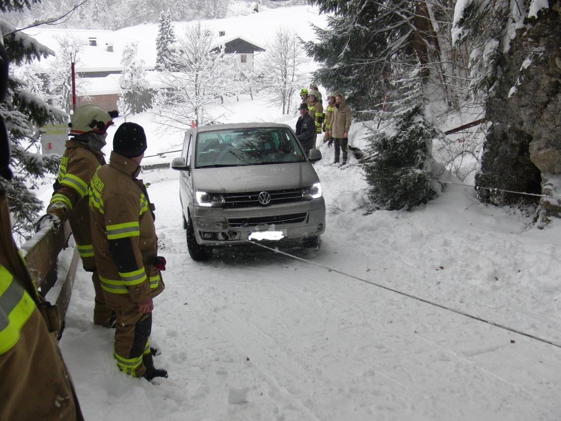 Fahrzeugbergung, am 31. Dezember 2014