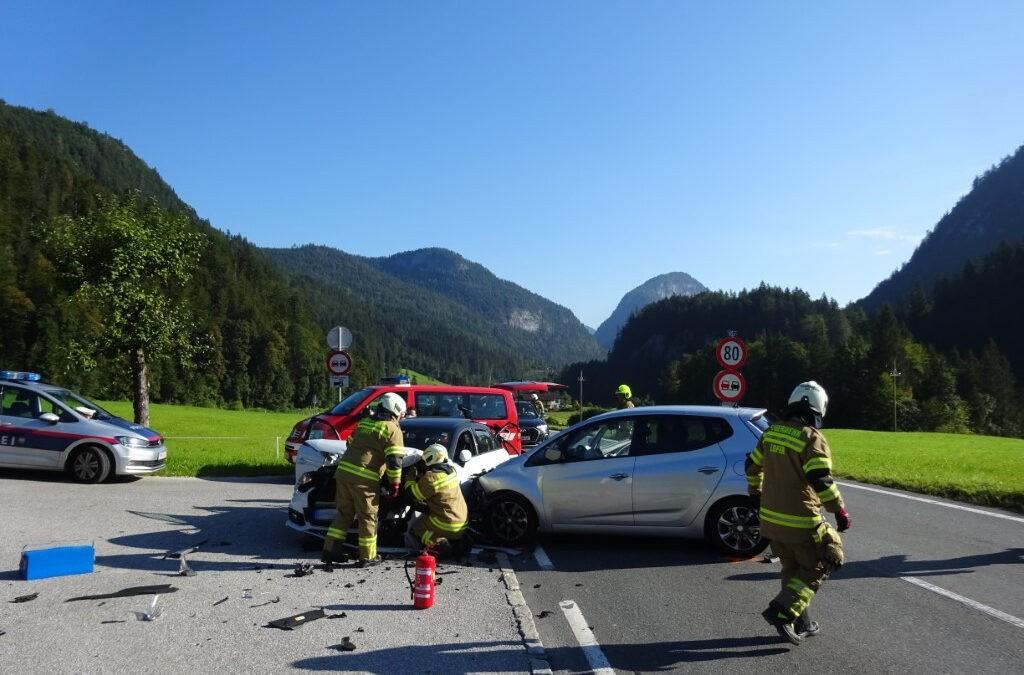 Verkehrsunfall Hallenstein am 04.09.2021